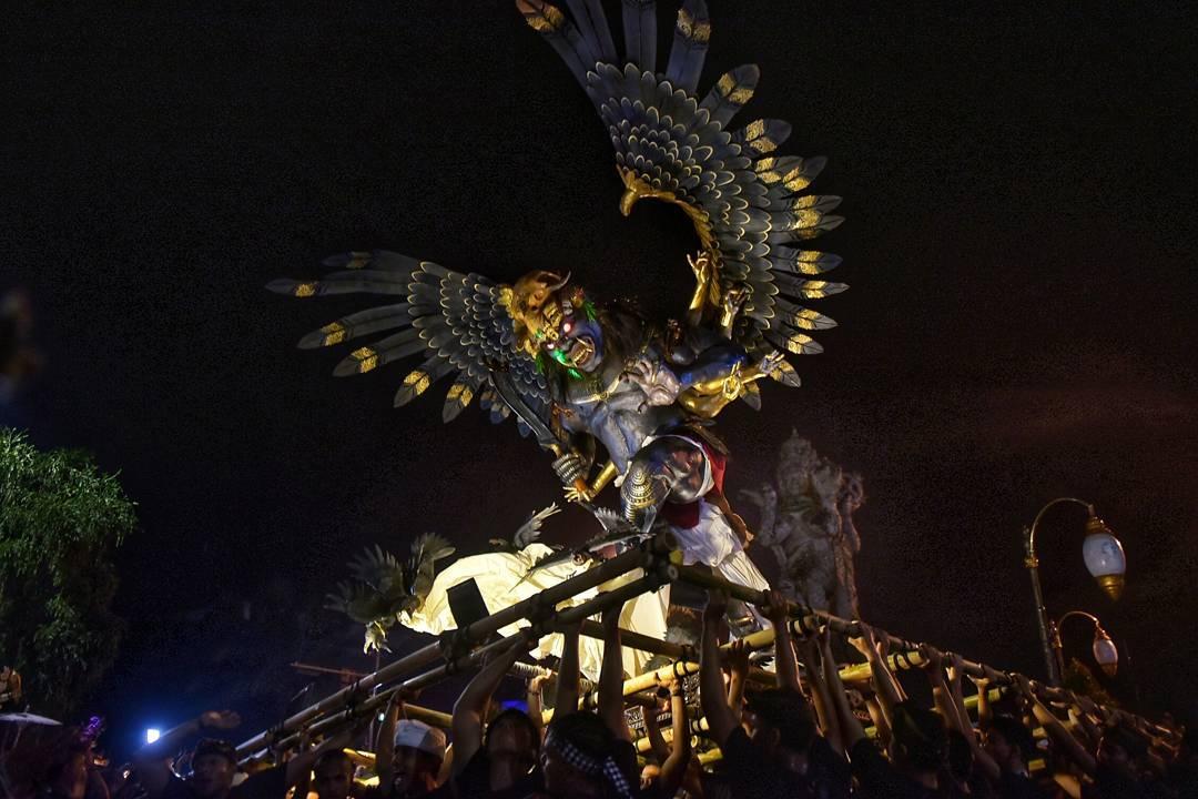 Contoh Ucapan Selamat Hari Raya Nyepi Bahasa Bali Dengan Artinya