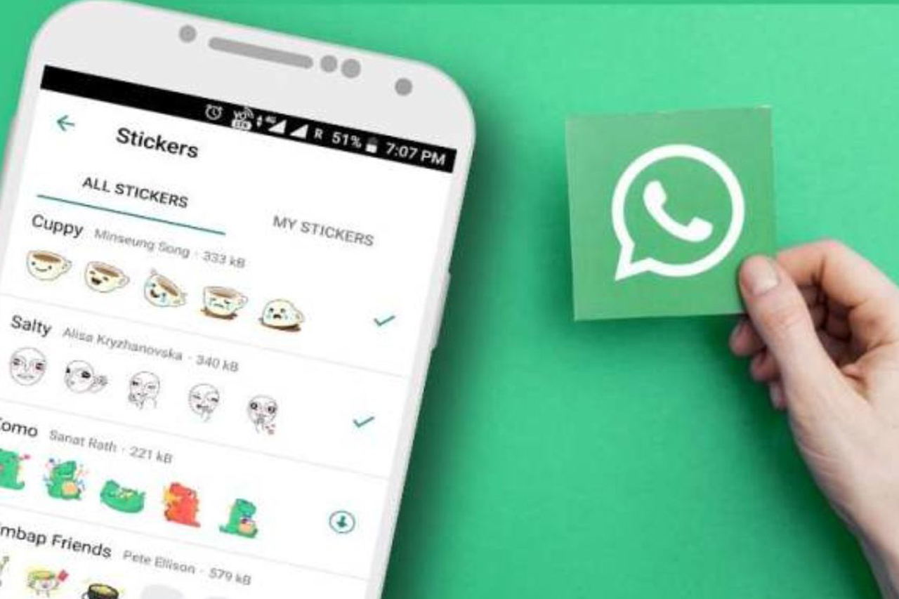 Sticker WhatsApp Terbaru dan Cara Mendapatkannya