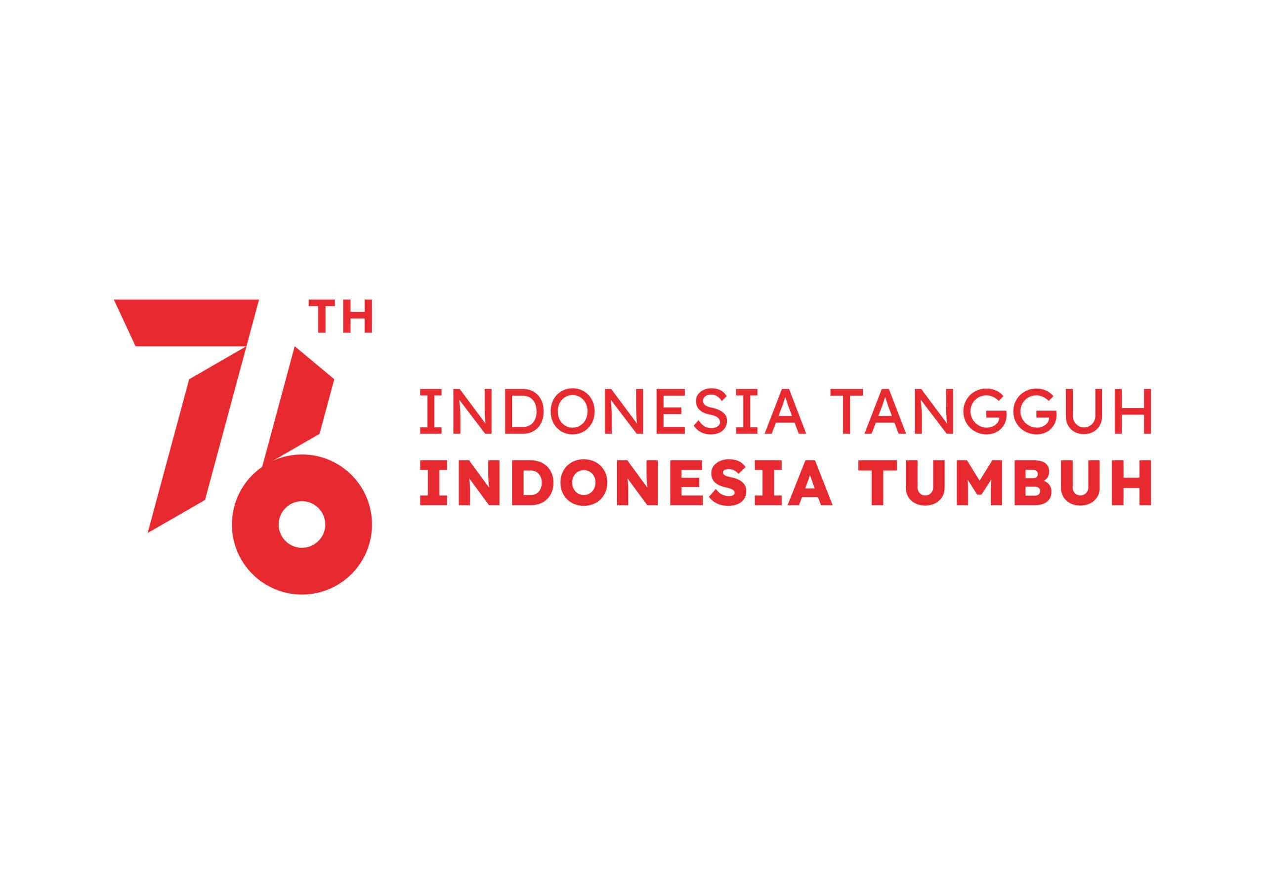 Link Download Logo HUT RI 76 Republik Indonesia Berikut Arti dan Panduan Penggunaan